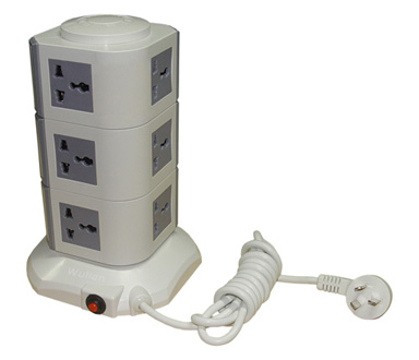 Wireless Intelligent Extension Socket ---Cylindrical