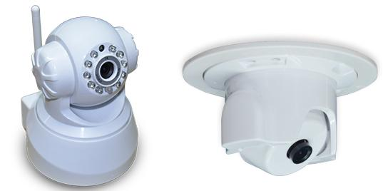 Wireless IOT Smart Home Camera ( IP CAM)
